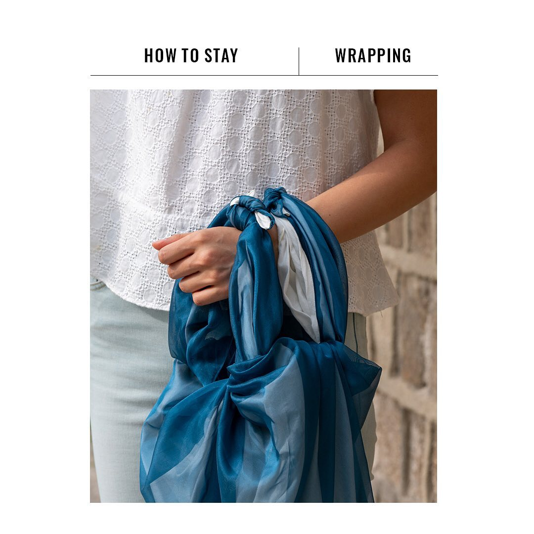 HOW to STAY: Wrapping